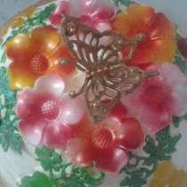 Торты на заказ : прага, наполеон, санчо панчо, торт с безе и, в г.Костанай