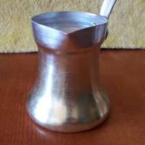 Джезва. (турка для заваривания кофе). СССР, 0,5 л, в Ейске