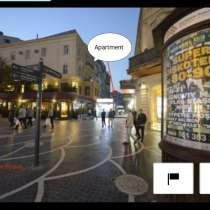 В центре города сдаётся квартира, в г.Баку