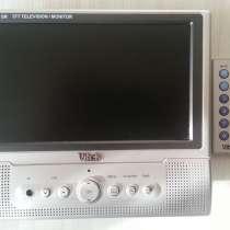 Продаю Телевизор Vitek VT-5009 (переносной), в Саратове