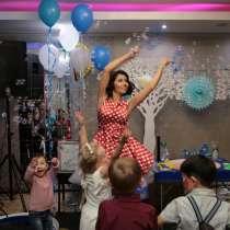 Шоу мыльных пузырей Ксении Морозовой, в г.Астана