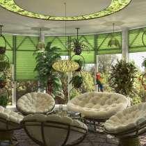 Услуги по уходу за растениями (зимний сад, коттедж), в Екатеринбурге