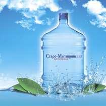 Вода бутилированная, в Москве