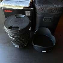 Sigma 17-50 f2.8 DC OS HSM Nikon F, в Москве