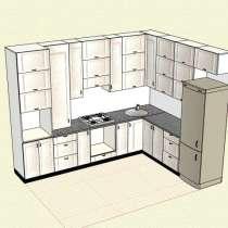 Дизайн - проект кухонного гарнитура, в Йошкар-Оле