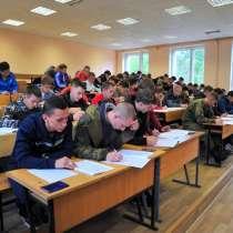 Профотбор для поступающих в вузы МО, МЧС, МВД, в Ульяновске