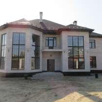 Продается презентабельный коттедж 386 м2 в Кирполье, в Санкт-Петербурге