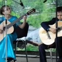 Обучение игре на гитаре и других инструментах, в Чите