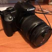 Фотоаппарат Canon 450 d, в Санкт-Петербурге