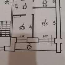 Продам 1 комнатную квартиру 37,1 кв. м. 5/5, в Иркутске