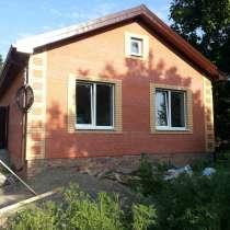 Новый дом 76 кв. м. на 4-х сотках Каскадная, в Ростове-на-Дону