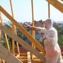Огнезащита деревянных конструкций, в г.Докшицы