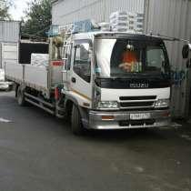 Услуги доставки кран-манипулятор 5 тонн, в Первоуральске