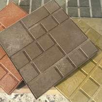Плитка полимерпесчаная 33х33х22 тротуарная, в Нижнем Новгороде