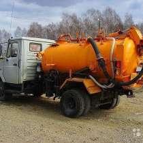 Аренда Илососа, гидропрочистка канализаций, труб, в Новосибирске