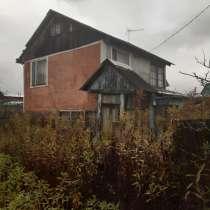 Продажа участка с домом, в Калуге