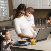 Работа на дому в интернете, для женщин, в Уфе