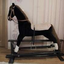 Лошадка-качалка, в Подольске