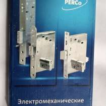 Новый электромеханический замок PERCo LB-85.2, в Москве