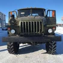 Урал-4320, в Горно-Алтайске