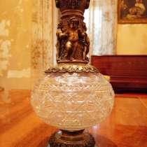 Антик. ритуальный серебряный кувшин 19 век, в г.Баку