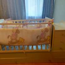 Кроватка детская трансформер, в Москве