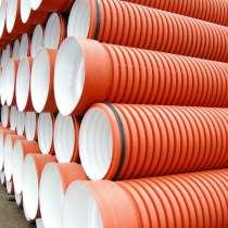 Гофрированные трубы для любых видов канализации, оптом и в р, в г.Бишкек