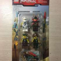 LEGO Ninjago фигурки «Ния,Зейн,пираты» арт.853544, в Самаре