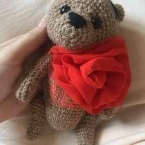Медвежонок Бруно Handmade, в Королёве