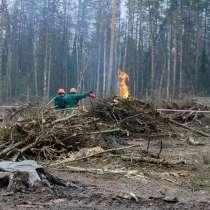 Рабочий для складирования порубочных остатков, в г.Минск