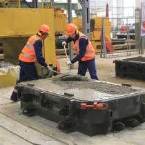 Рабочие на железо-бетонный завод, в г.Минск