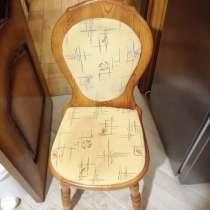 Продам стол и комплект стульев (береза), в Москве