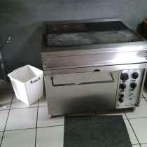 Продам 4-х конфорочную э/печь, мойку нержавейку б/у, в Кемерове