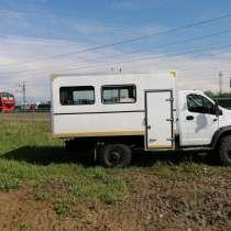 Вахтовый автобус ГАЗ Северный вариант, в Сургуте