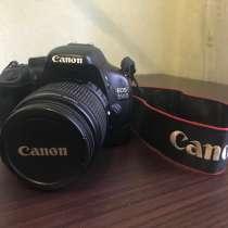Фотоаппарат Canon 550D, в Одинцово