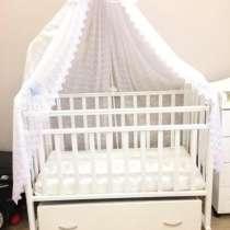 Кровать с ящиками! – Матрас в подарок!с 2 сердца, в Тюмени