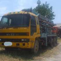 Автобетононасос IHI на базе ISUZU.1992г Выс. подачи 30м, в Краснодаре