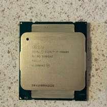 Процессор Intel i7 5960x, в Москве
