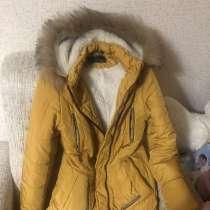 Куртка зимняя для девочки, в Саратове