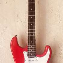 Электрогитара Fender squier mm stratocaster, в Пензе