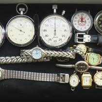 Часы в ремонт или на запчасти, кварцевые и механика, двое на, в Саратове