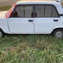Автомобиль ВАЗ 2107, в Пятигорске