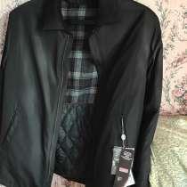 Мужская Куртка с подстёжкой, в Пушкино