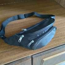 Новая мужская сумка на пояс за 300 р, в Санкт-Петербурге