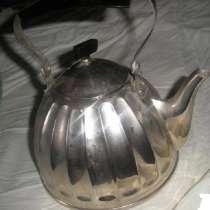 Чайник никелированный нов. СССР 2л, в Калуге