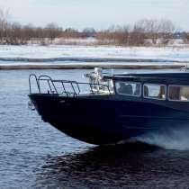 Скоростной катер Баренц 900, в Архангельске