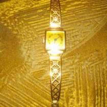 Часы золото, в г.Риддер