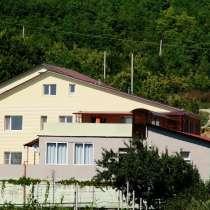 Гостевой дом (коттедж) с видом на море в пгт. Джубга, в Краснодаре