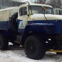 Продам шнекороторный снегоочиститель УРАЛ; 2015 г/в, в Перми