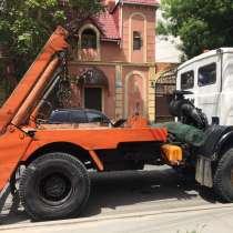 Вывоз мусора Симферополь, в Симферополе